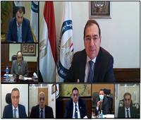 وزير البترول :مستمرون فى تطوير ورفع كفاءة منظومة تسويق المنتجات البترولية