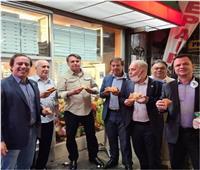 صورة| مطعم بنيويورك يمنع دخول الرئيس البرازيلي