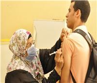 لقاح «كورونا» لطلاب جامعة المنيا خلال مبادرة «الجامعة .. حياة»   صور
