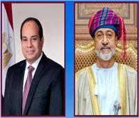 سلطان عُمان يعزي الرئيس السيسي في وفاة المشير طنطاوي