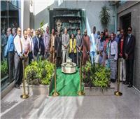 وفد نيجيري يزور مركز البحوث الزراعية لبحث التوأمة البحثية بين البلدين