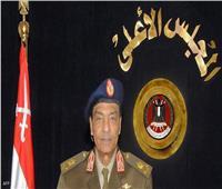 رئيس مجلس القضاء الأعلى ناعيا المشير طنطاوي: وهب حياته لخدمة وطنه