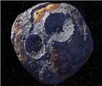 مركبة فضاء تنطلق لـ«أغنى كويكب» في الكون
