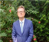 سفير ألمانيا بالقاهرة: اللقاحات هي العامل الرئيسي للحماية من كورونا