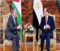 ملك الأردن يعزي الرئيس السيسي في وفاة المشير طنطاوي