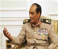 «مجلس الشيوخ» ينكس العلم حدادا على وفاة المشير محمد حسين طنطاوي