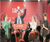 الليبراليون يفوزون في الانتخابات التشريعية بكندا