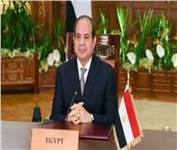 الرئيس السيسي عن سد النهضة: فرض الأمر الواقع ينذر بتهديد لأمن واستقرار المنطقة