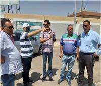 دراسة لتنفيذ خزان مياه أرضي إضافي بمدينة الشروق