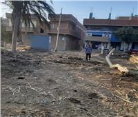 تسليم مواقع «سكن كريم» بقرى المنوفية تمهيدا لبدء البناء