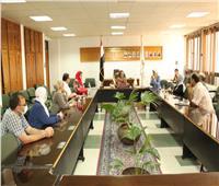 جامعة أسيوط تُشكل لجنة لإحياء التراث للتوعية بآثار المحافظة