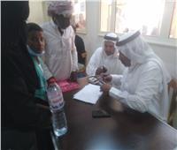 حملة لتوثيق الزواج القبلي واستخراج سواقط القيد بمركز الحسنة بوسط سيناء