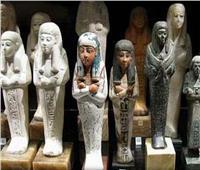 القبض على 7 متهمين استولوا على 62 قطعة أثرية بـ«جهاز كشف المعادن»