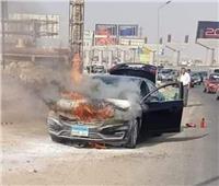 «حماية المستهلك» يسعى للتواصل مع صاحب السيارة المحترقة بمحور المشير