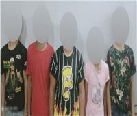 القبض على عصابة خطف الأطفال في الجيزة