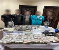 سقوط 5 تجار مخدرات بـ620 طربة حشيش بقيمة 4.3 مليون جنيه