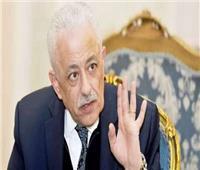 طارق شوقي: «الأولوية لدينا الآن تطعيم المعلمين»