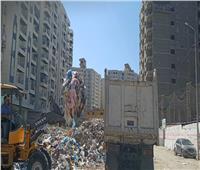 انطلاق أعمال نظافة وتعقيم محيط المدارس بالإسكندرية