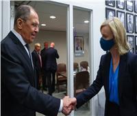 وزيرا خارجية روسيا وبريطانيا يبحثان العديد من الملفات في نيويورك