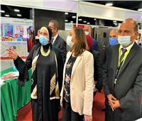 مها العلي : المنتجات المصرية تلقى رواجا كبيرا بالاردن