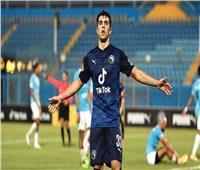 بيراميدز يضم محمود صابر نهائيا من النجوم