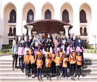 البابا تواضروس يستقبل متفوقين ومعلمين من «المجتمع الإفريقي»