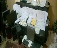 سقوط عصابة «تغيير المهن»وتزوير المحررات الرسمية بالدقهلية