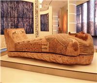 وصول تابوت الكاهن «بسماتيك» إلى الجناح المصري بـ«اكسبو دبي 2020»