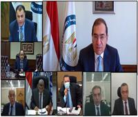 الملا: نتائج ملموسة في برنامج تطوير المناطق الجغرافية البترولية على مستوى مصر