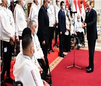 رئيس البارالمبية: تكريم الرئيس كلل جهود الأبطال طوال السنوات الماضية