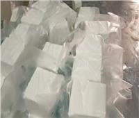 ضبط 390 كيلو جبنه بعلامات تجارية مقلدة فى حملة لـ«تموين الغربية»
