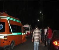 بالأسماء| إصابة 4 أشخاص من أسرة واحدة في حادث بوادي النطرون