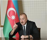 رئيس أذربيجان يؤكد تسوية النزاع في قرة باغ