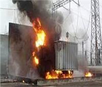 تفاصيل السيطرة على حريق داخل كابينة كهرباء بـ15مايو