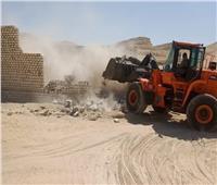 شعراوي: إزالة 5226 مبنى مخالف و2208 حالة تعدٍ على أراضي الدولة بالموجة 18