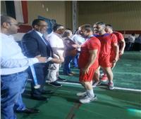 فريق جامعة أسيوط للعاملين يفوز بالمركز الأول على الجمهورية في كرة اليد للرجال