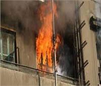 السيطرة على حريق بشقة سكنية في فيصل