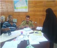 تسجيل 16 حالة تصادق على الزواج و94 ساقط قيد بوسط سيناء
