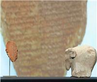 العراق يستعيد لوحاً مسمارياً أثرياً عليه جزء من «ملحمة جلجامش»