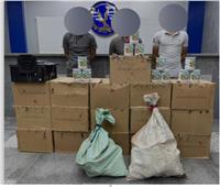 القبض على المتهمين بسرقة «كراتين لبن الأطفال» المدعم بالقليوبية