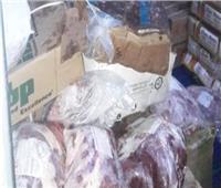 «شرطة التموين» تضبط 41 طن أغذية مجهولة و41 ألف قرص أدوية مخدرة