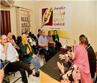 ملتقى السرد العربي يناقش المجموعة القصصية «عاشقة الظل» للزميلة دعاء زكريا