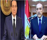 مدير الشئون المعنوية الأسبق يكشف كواليس إذاعة بيان تنحي مبارك | فيديو