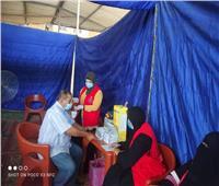 محافظ بورسعيد: تطعيم 10 آلاف مواطن بمراكز التطعيم الجديدة