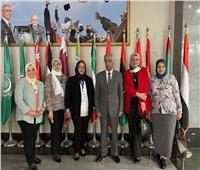 جامعة بورسعيد تشارك بفعاليات منتدى الأكاديمية العربية الخامس للتعليم الفني