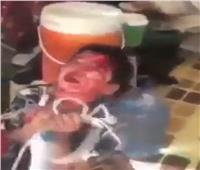الأمن العراقي يعتقل أب عذب ابنه