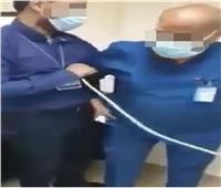 قبل بدء المحاكمة.. ننشر أقوال مسئول الأمن بمستشفى عين شمس التخصصي في واقعة «السجود للكلب»