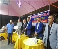 حماة الوطن يُكرم 70 شخصية من رموز العمل الخيري والتطوعي في نجع حمادي
