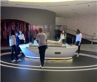 بالصور| إقبال على الجناح المصري في إكسبو دبي تمهيداً لافتتاحه