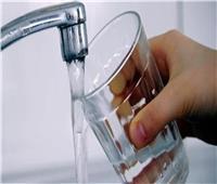 عودة مياه الشرب إلى مدينة نصر